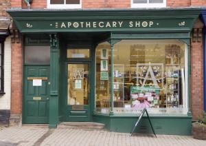 The Apothecary shop