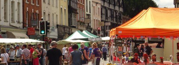 A Ledbury Celebration on Ledbury High Street – Sunday 8th July