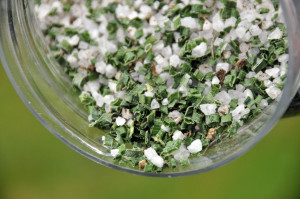 Fresh Herb Sea Salt