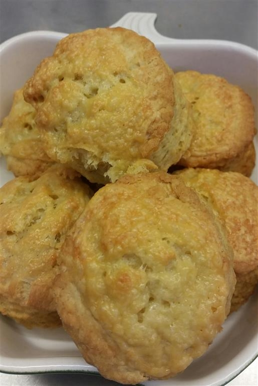 Muse Cafe - Cheese scone