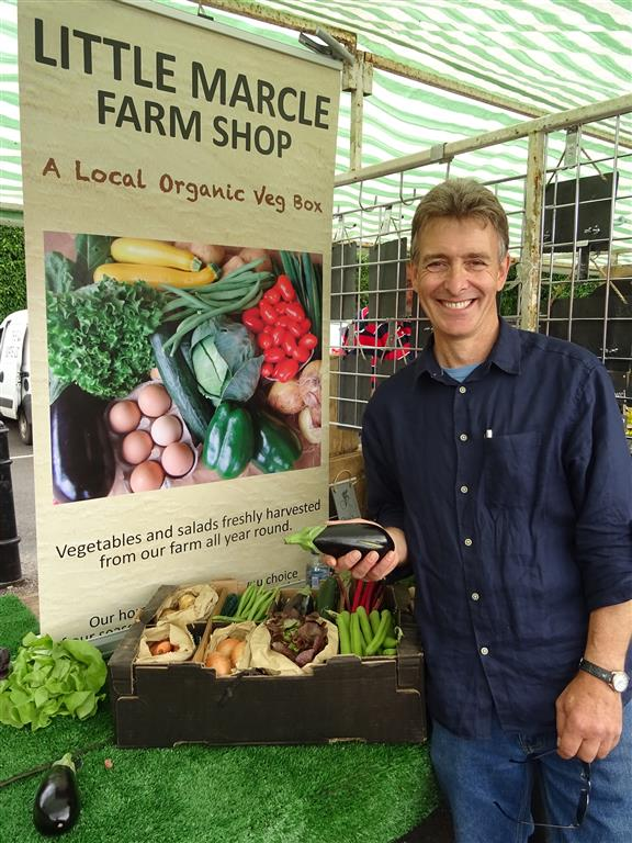 John Davenport of Little Marcle Farm Shop DSC01461