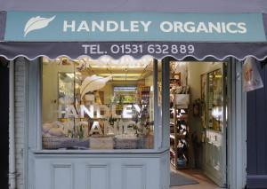 Handley Organics Exterior