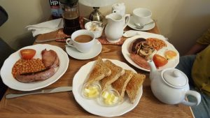 Homend Bakery Tea Shop Big Breakfast 2017