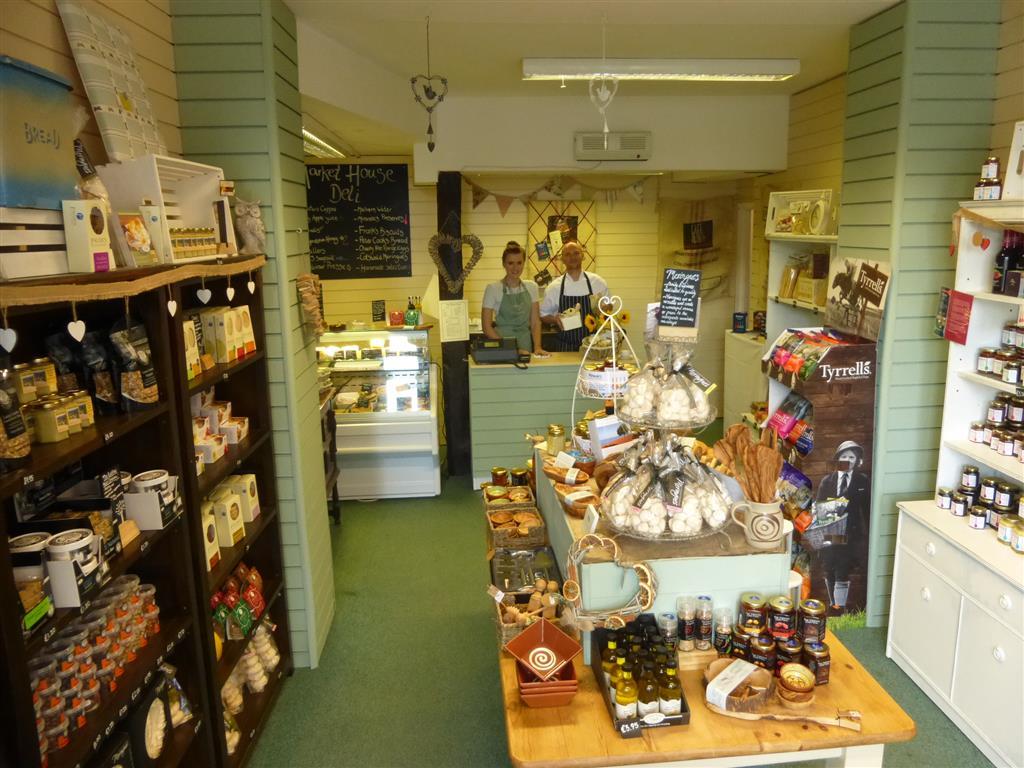 Market House Deli new shop - July 2014 P1010463
